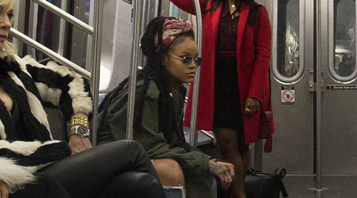 We know the name of the character Rihanna plays in Ocean's Eight