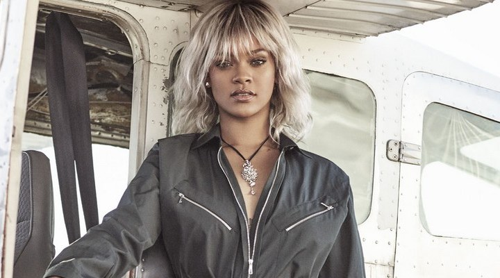 Rihanna covers Harper's Bazaar March issue