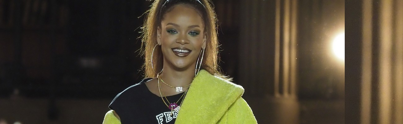 Rihanna wins Paris Fashion Week with her third collection for PUMA