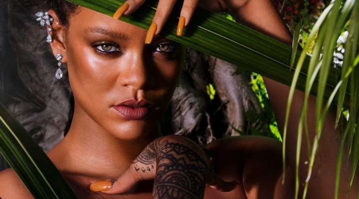Is a Rihanna, Skrillex and Blackbear collab coming?