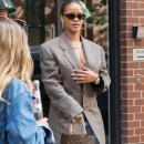 Rihanna in New York, September 9