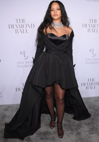 Rihanna at the Diamond Ball in New York - September 14