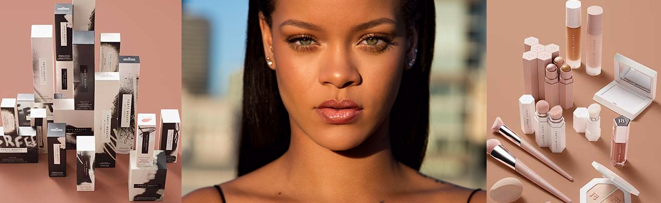 Rihanna launches Fenty Beauty