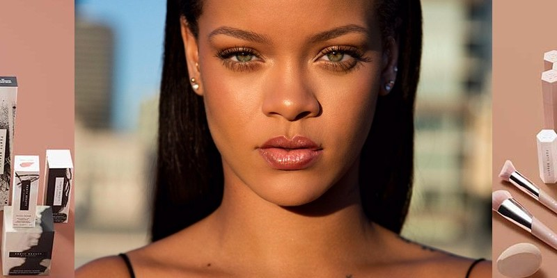 Rihanna launches Fenty Beauty