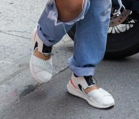 Rihanna in New York, September 9