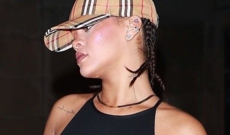 Rihanna steps out in New York - October 10, 2017 rihanna-fenty.com