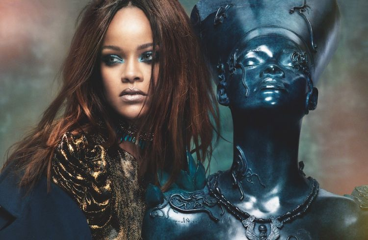 Rihanna for Vogue Arabia