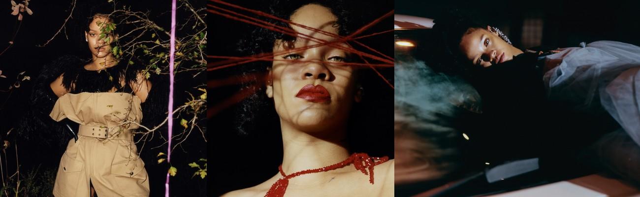 PHOTOSHOOT: Rihanna for Dazed Magazine