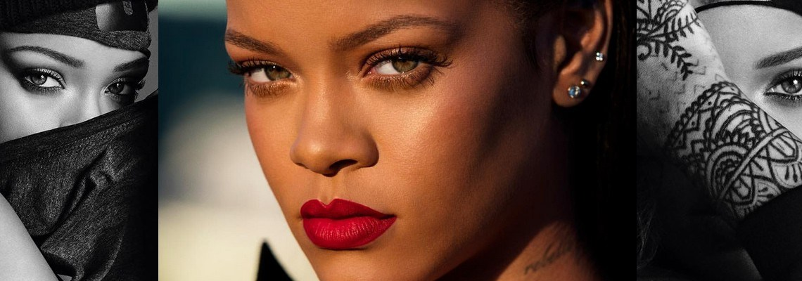 How Rihanna evolved into a fashion mogul