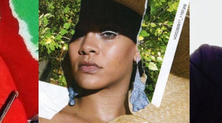 Five Rihanna quotes from Vogue Paris' Christmas issue