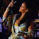 Rihanna enjoys her time off in Barbados December 2, 2017