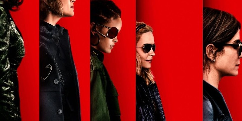 See Ocean's Eight first poster featuring Rihanna
