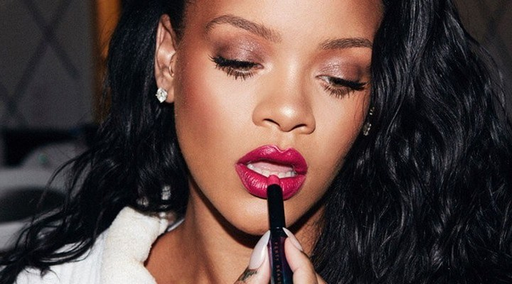 Fenty Beauty sales on track to outstrip Kylie Cosmetics, KKW Beauty