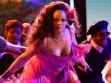 Rihanna's hairstylist spills the details of her Grammy look