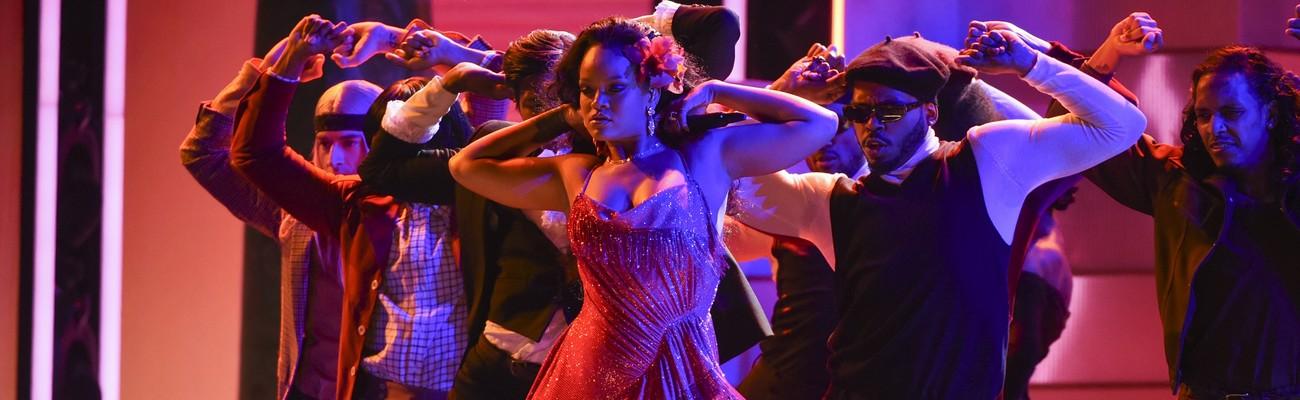 Meet the mastermind behind Rihanna's Grammy performance