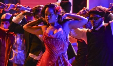 Meet the mastermind behind Rihanna's Grammy performance Rihanna Online