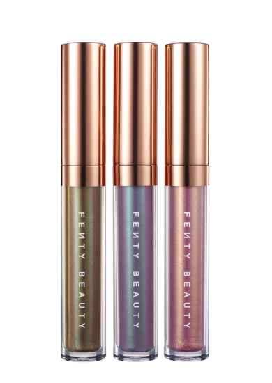 Summer Daze Iridescent Lip Luminizer Trio Snake Skin