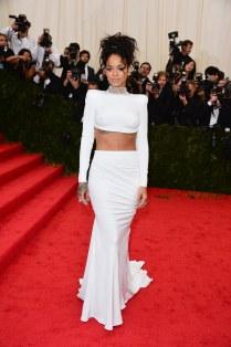 Rihanna at Met Gala 2014 RIhanna Online
