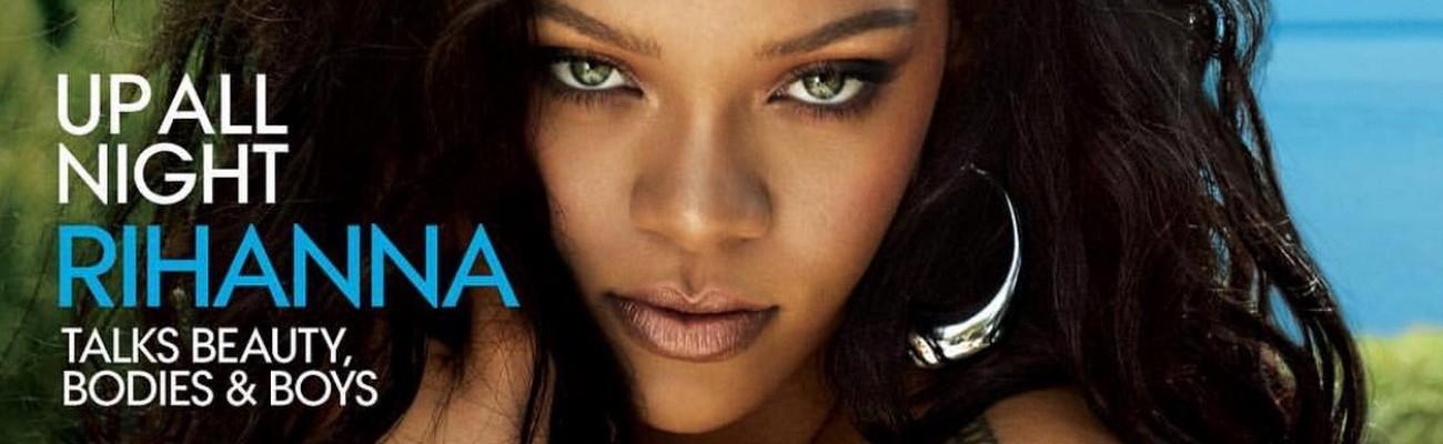 Rihanna covers Vogue's June issue