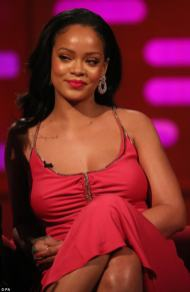 Rihanna and Ocean's 8 take over The Graham Norton Show on June 14, 2018 photos