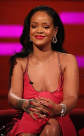 Rihanna and Ocean's 8 take over The Graham Norton Show on June 14, 2018