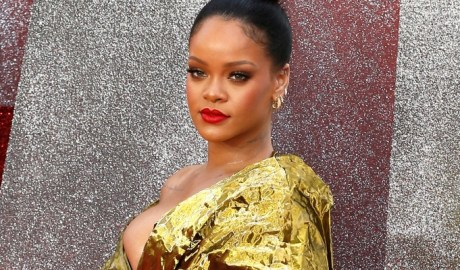 Rihanna makes TIME'S 25 Most Influential People on the Internet list