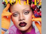 Rihanna covers the September 2018 issue of British Vogue Photographed by Nick Knight
