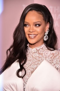Rihanna attends 2018 Diamond Ball Clara Lionel Foundation