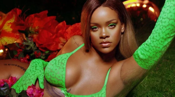 Rihanna celebrates womanhood at NYFW