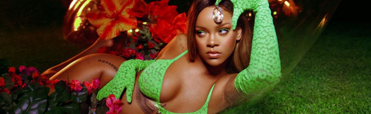 Rihanna talks Savage x Fenty NYFW show