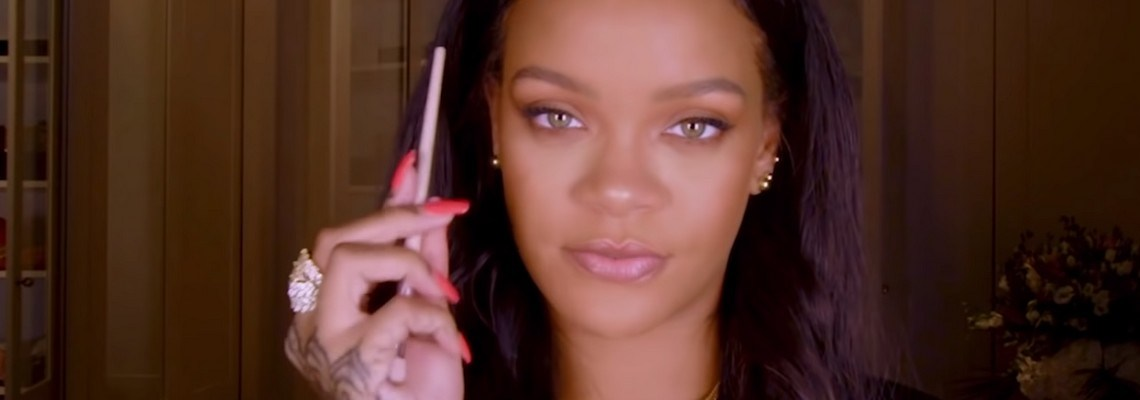 New Tutorial Tuesday video with Rihanna