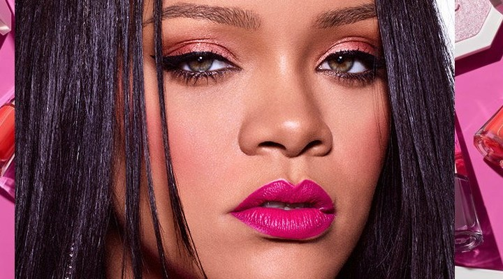 Fenty Beauty drops 5 new products just in time for Valentine's Day