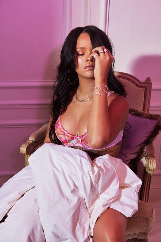 Rihanna for Savage X April 2019
