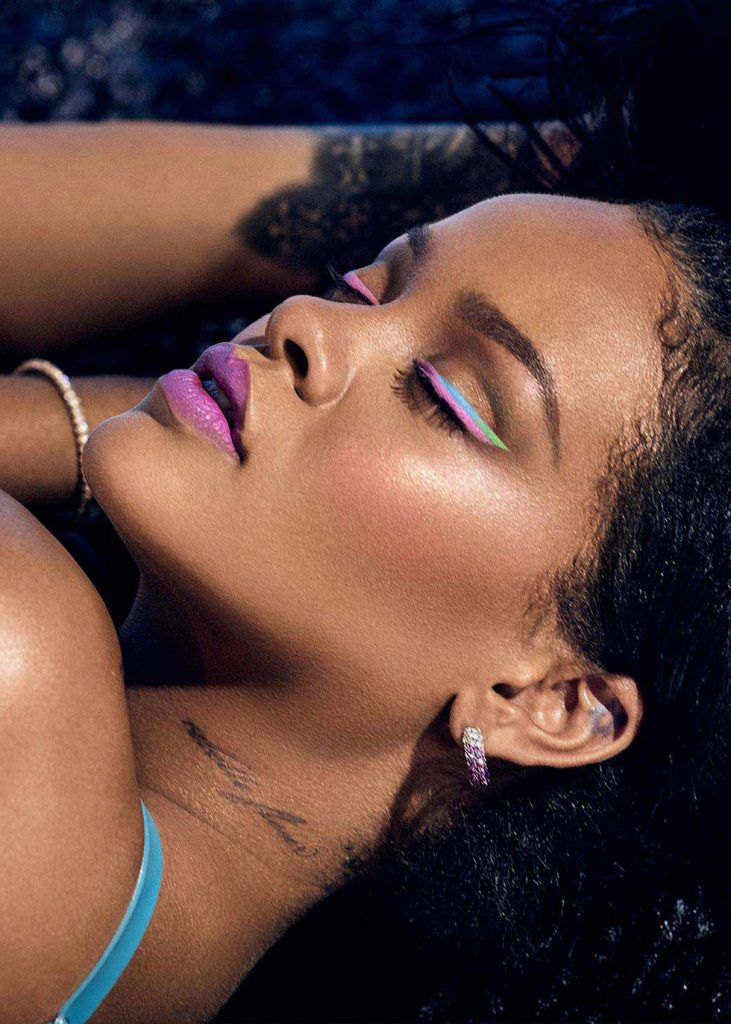 Fenty Beauty's colorful Summer '19 drop Vivid Eyeliner Trio