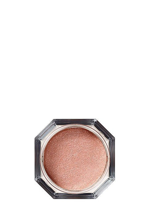 Fairy Bomb Shimmer Powder Rose on Ice