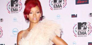 Rihanna no EMA