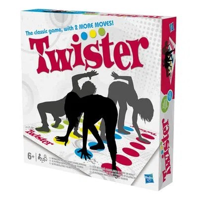 Jogo Twister  Hasbro  Ri Happy