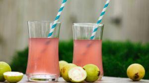 healthy guava juice