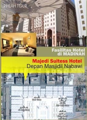 Hotel Majedi Madinah Umrah