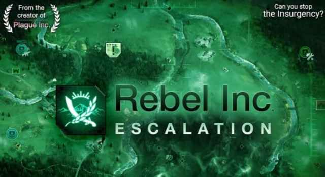 Rebel Inc: Escalation Free Download (v27.11.2019) - Rihno Games
