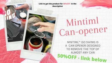 Mintiml best Can-Opener Beer Go Swing features & video review
