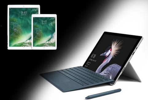 iPadpro VS Surfacepro 絵描きが考える両者