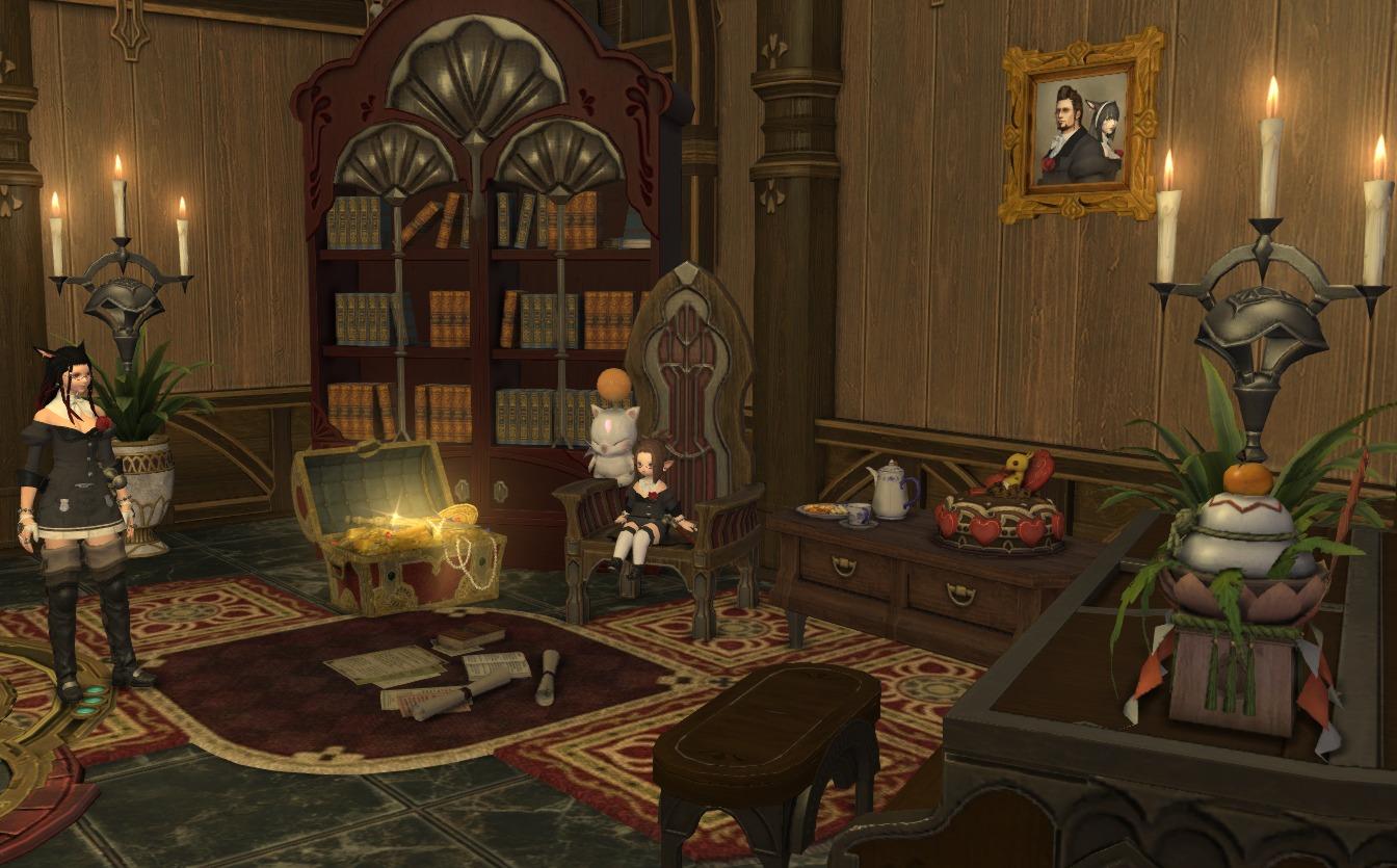 Housing A New Treasure In The Lavender Beds Riiko Rinkokos Adventures