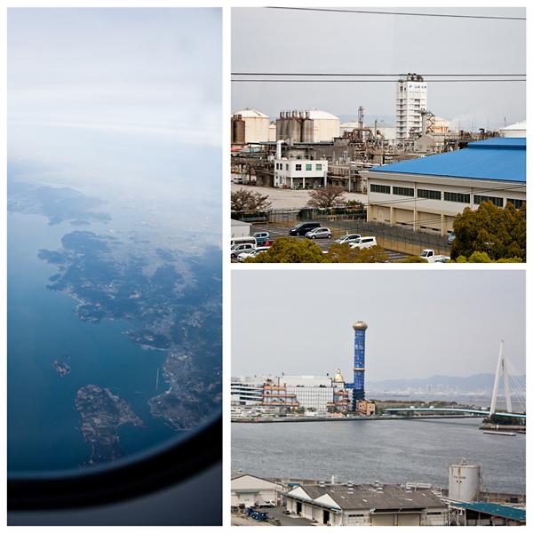 Japani: Keväinen Osaka ja sen linna