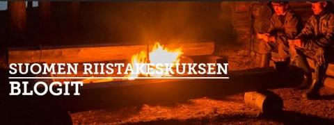 Suomen riistakeskuksen blogit_banneri