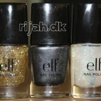 e.l.f. - Christmas Nails collection