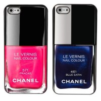 Chanel Neglelak iPhone cover