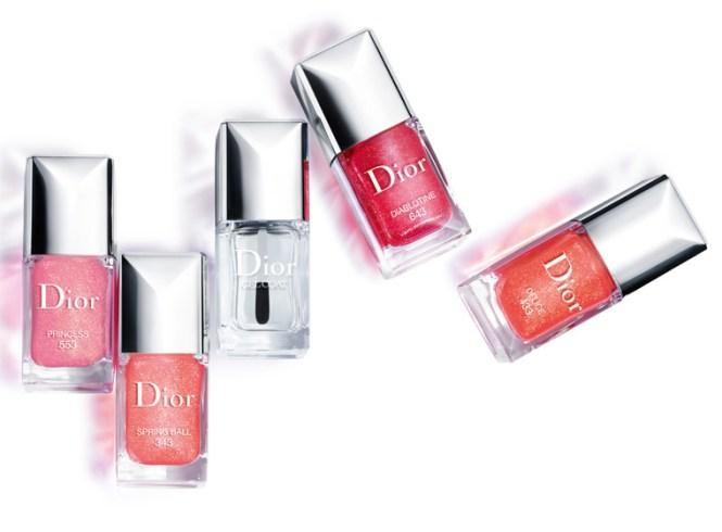 Dior Addict Sparkling Shine Spring 2013
