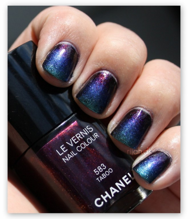 Chanel Taboo Gradient