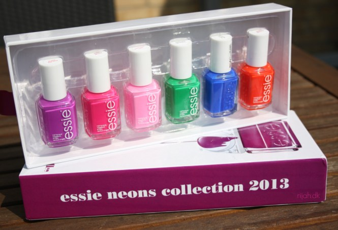 Essie neon collection